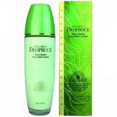 Флюид для лица Deoproce Well-Being Aloe Hydro Essential Skin с экстрактом алоэ, 50 мл