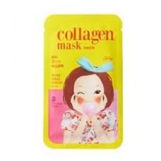 Тканевая маска для лица Fascy Pungseon Tina Collagen Mask, 26 гр.