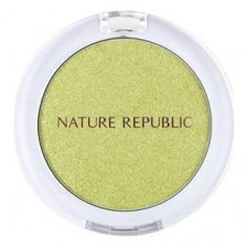 Тени для век Nature Republic By Flower Eye Shadow 11 Lime Green, 3 гр.
