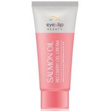 Крем-гель для лица Eyenlip Salmon Oil Recovery Gel Cream с лососевым маслом, 45 мл
