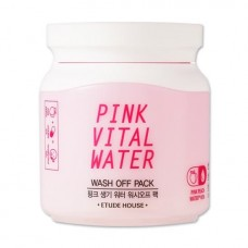 Маска для лица Etude House Pink Vital Water Wash Off Pack, 100 мл