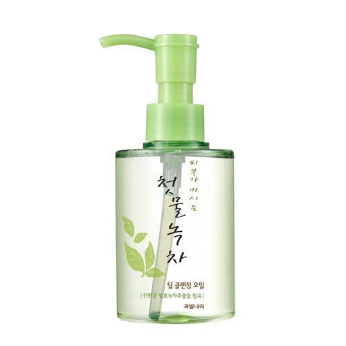 Гидрофильное масло очищающее Green Tea Deep Cleansing Oil, 170 мл