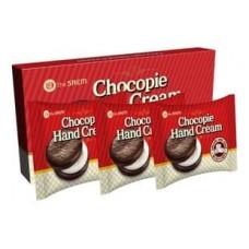 Набор кремов для рук The Saem Chocopie Hand Cream Marshmallow Set, 3 шт. по 35 мл.