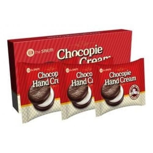 Набор кремов для рук The Saem Chocopie Hand Cream Marshmallow Set, 3 шт. по 35 мл