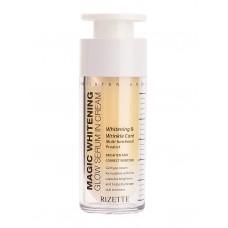 Осветляющая сыворотка-крем для лица Lioele Rizette Magic Whitening Glow Serum In Cream, 35 мл