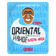 Маска для лица Baviphat Oriental HAHOE Elastine Mask с эластином, 25 мл