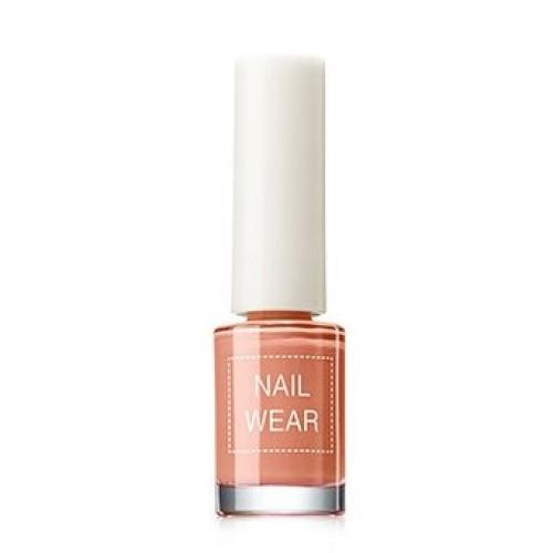 Лак для ногтей Nail Wear 84 Celebrity Salmon, 7 мл