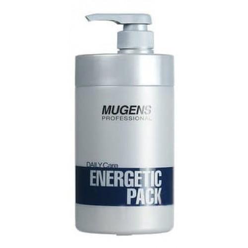 Энергетическая маска для волос Welcos Mugens Energetic Hair Pack, 1000 гр.