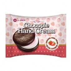 Крем для рук The Saem Chocopie Hand Cream Strawberry, 35 мл.