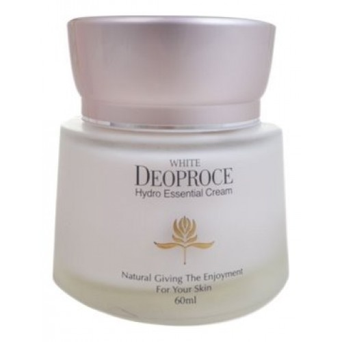 Увлажняющий крем для лица Deoproce White Hydro Essential Cream, 60 мл