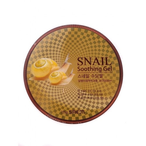 Универсальный гель для лица The Saem Snail Soothing Gel, 300 мл