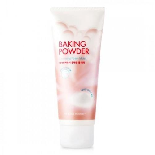 Пенка для умывания увлажняющая Etude House Baking Powder Cleansing Foam Moist, 150 мл