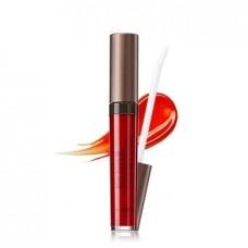 Блеск для губ The Saem Eco Soul Glam Luster Lipgloss OR02 Orange Holic, 7 гр.
