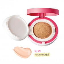 Кушон для макияжа Yadah Be My Cushion Natural Beige, 15 гр.