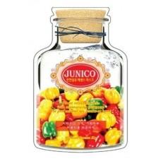Маска тканевая c экстрактом паприки Junico Paprika Essence Mask, 25 гр.