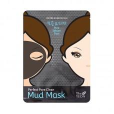 Маска глиняная для очищения пор The YEON Perfect Pore Clean Mud Mask, 25 гр.