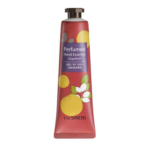 Крем-эссенция для рук The Saem Perfumed Hand Essence Grapefruit, 30 мл