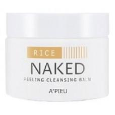 Очищающий пилинг-бальзам для лица A'Pieu Naked Peeling Cleansing Balm, 45 мл