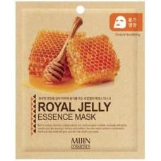 Тканевая маска для лица Mijin Royal Jelly Essence Mask маточное молочко, 25 гр.
