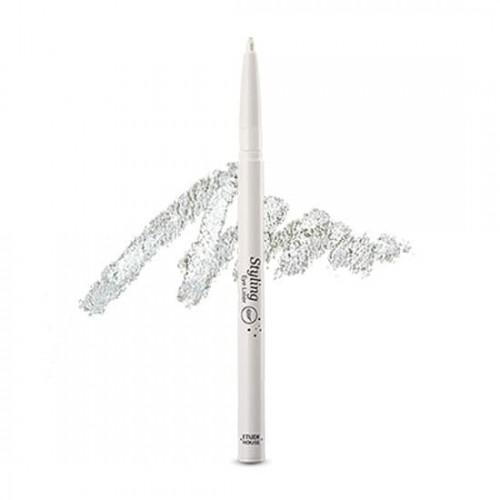 Карандаш для глаз Etude House Styling Eyeliner AD 02 White, 10 гр.