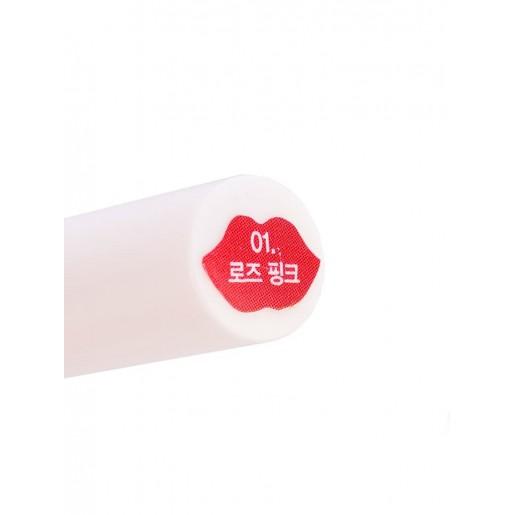 Карандаш для губ The Saem Saemmul Creamy Fix Lip Liner Rose Pink,  0.25 гр.