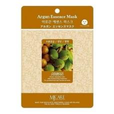 Тканевая маска для лица Mijin Argana Essence Mask, аргана, 23 гр.
