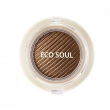 Тени гелевые для век The Saem Eco Soul Swag Jelly Shadow Get Some Coffee, 4,8 гр.