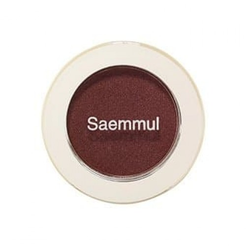Тени для век мерцающие The Saem Saemmul Single Shadow (Shimmer) RD05, 2 гр.