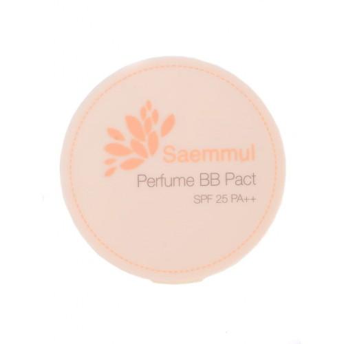 Компактная пудра The Saem Saemmul Perfume BB Pact SPF25 PA++ 21 Pink Beige, 20 гр.