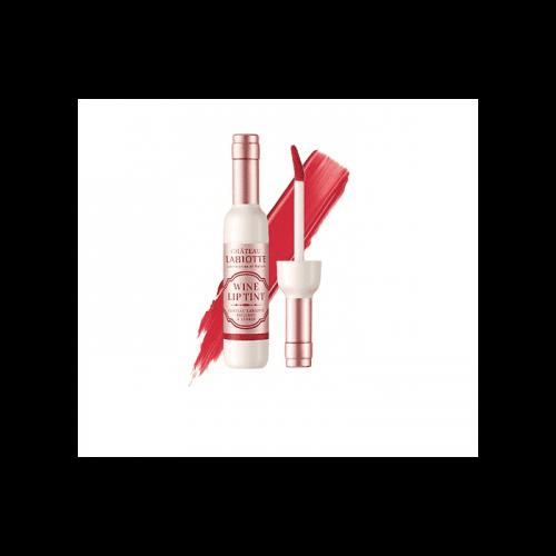 Бархатный тинт для губ Chateau Labiotte Wine Velvet Lip Tint RD01, 6 гр.