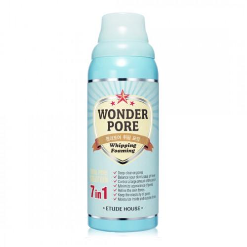 Пенка для очищения пор Etude House Wonder Pore Whipping Foaming, 200 мл
