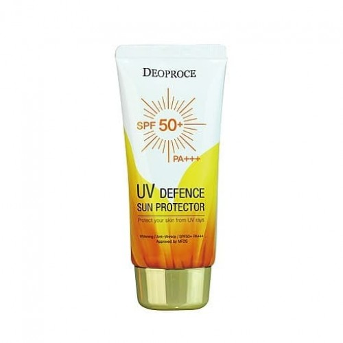 Солнцезащитный крем Deoproce UV Defence Sun Protector, 70 гр.