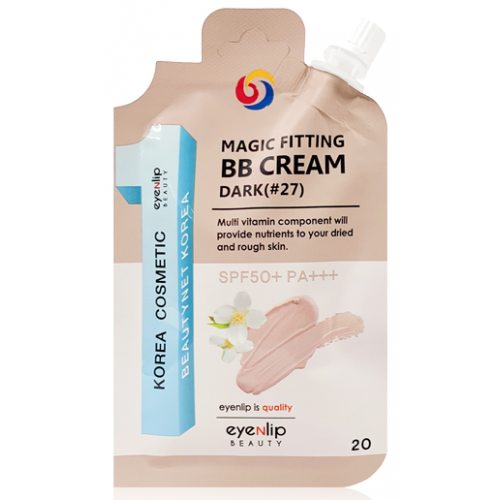 BB крем Eyenlip Magic Fitting BB Cream Dark 27, 20 гр.