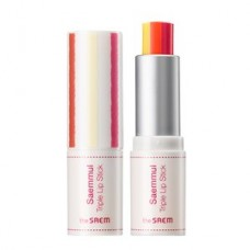 Помада для губ The Saem Saemmul Triple Lipstick Very Charming, 4,2 гр.