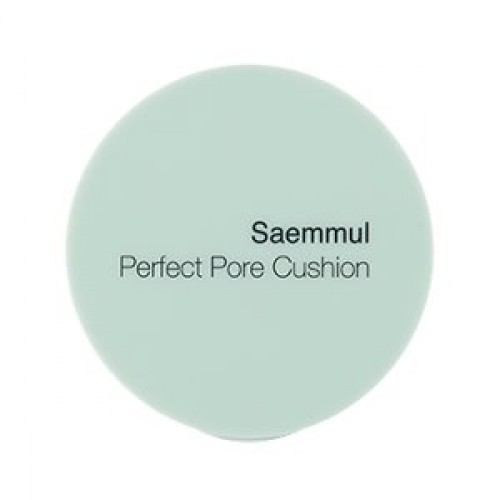 Тональная основа The Saem Saemmul Perfect Pore Cushion Natural Beige, 12 гр.