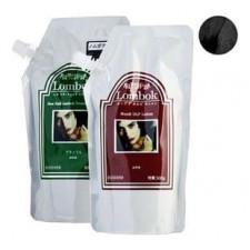 Система для ламинирования волос Lombok Original set Black, 500 мл*2