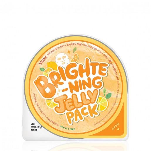 Маска-патч для лица Yadah Brightening Jelly Pack, 33 мл