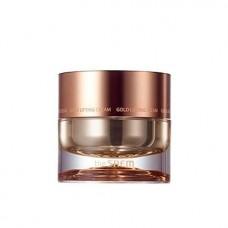 Антивозрастной крем с лифтинг-эффектом The Saem Gold Lifting Cream, 50 мл