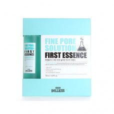 Эссенция для ухода за порами Urban Dollkiss Fine-Pore Solution First Essence, 150 мл