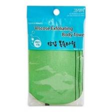Мочалка-варежка для душа Sungbo Cleamy Viscose Glove Bath Towel, 1 шт.