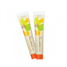 Крем для рук мандариновый увлажняющий Jeju Hallabong Energy Moisture Hand Cream, 50 мл