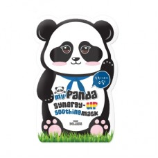 Укрепляющая маска для лица Baviphat My Panda Synergy Up Shoothing Mask Pack, 30 гр.