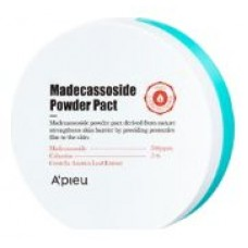 Компактная пудра A'Pieu Madecassoside Powder Pact с мадекассосидом, 6 гр.