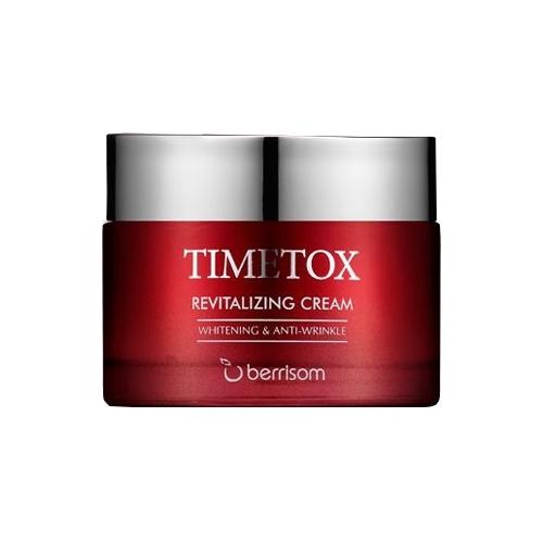 Антивозрастной крем для лица Berrisom Timetox Revitalizing Cream, 50 гр.