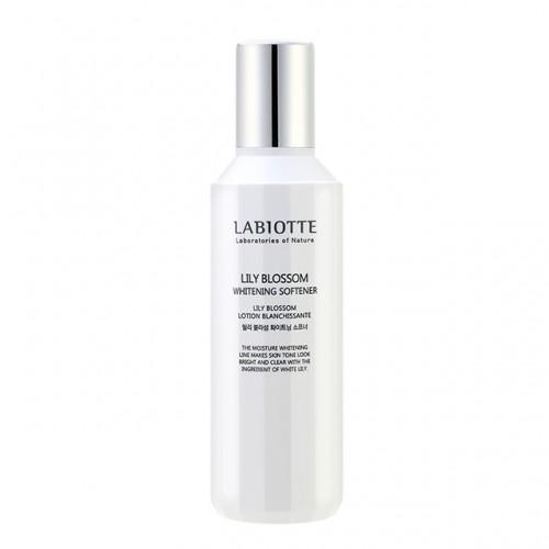 Осветляющий тонер для лица Labiotte Lily Blossom Whitening Softener, 130 мл