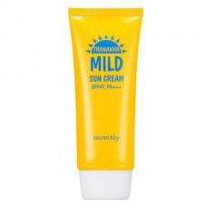 Солнцезащитный крем Secret Key Thanakha Mild Sun Cream, 100 гр.