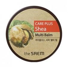 Бальзам универсальный The Saem Care Plus Shea Multi Balm с маслом ши, 17 гр.