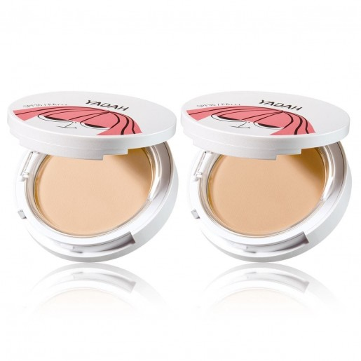 Компактная пудра Yadah Air Powder Pact Light Beige, 9 гр.