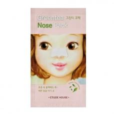 Патч очищающий для носа Etude House Green Tea Nose Patch, 0,65 мл.
