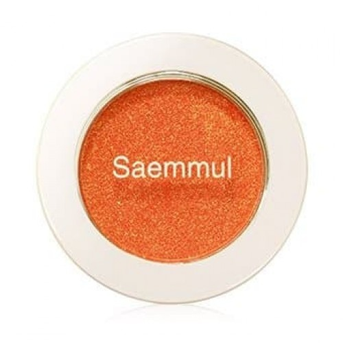 Тени для век мерцающие The Saem Saemmul Single Shadow (Shimmer) OR02, 2 гр.